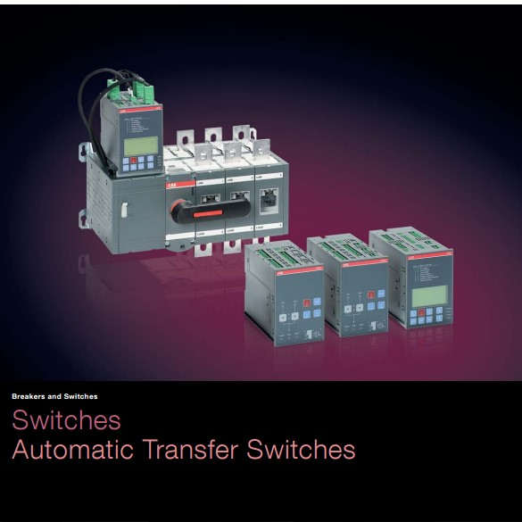 Automatic Transfer Switches -