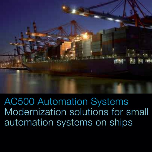 AC500 Automation Systems