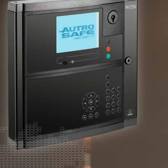 AutroSafe IFG Fire Detection System