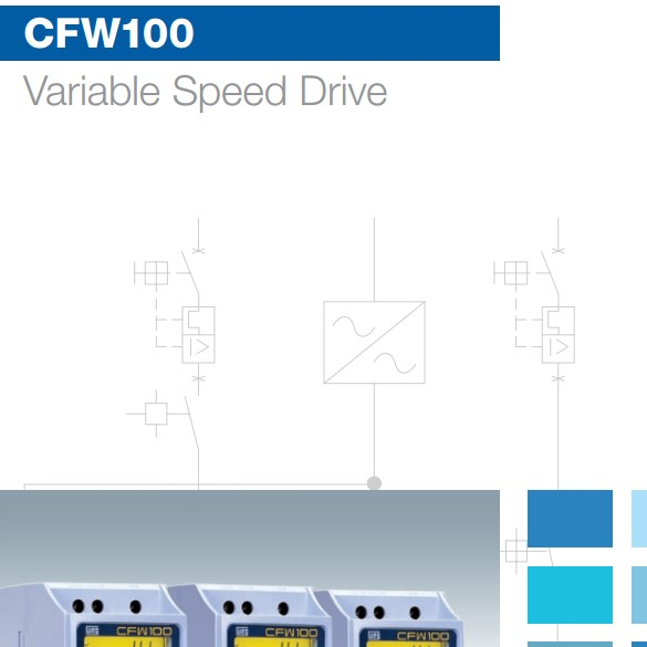 CFW100 Mini Variable Speed Drive