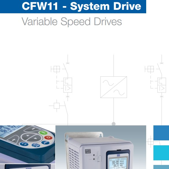 CFW11 Variable Speed Drive