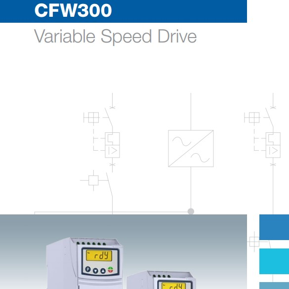 CFW300 Frequency Inverter