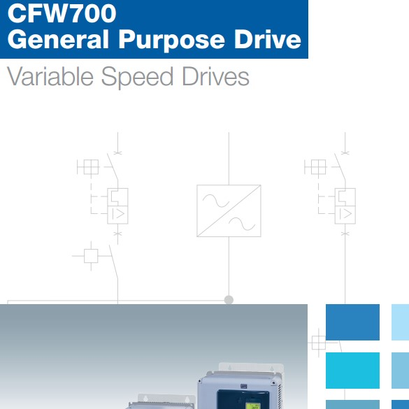 CFW700 General Purpose Drives