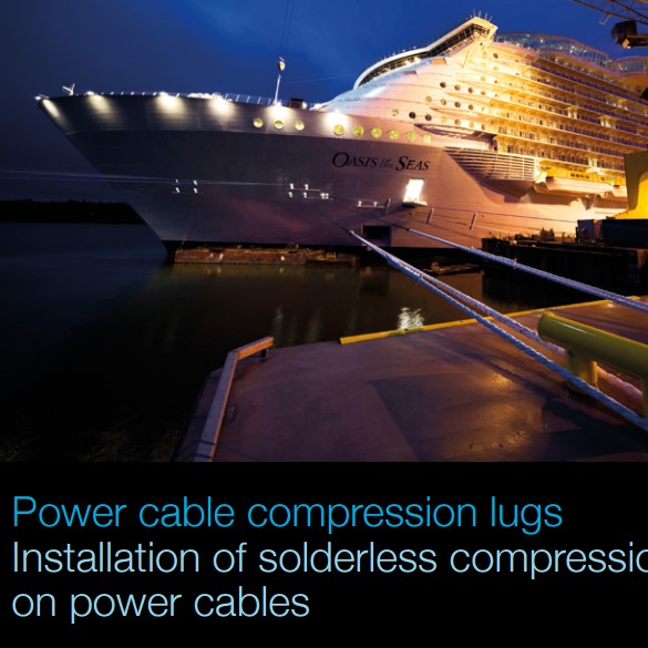 ABB Power Compression Lugs