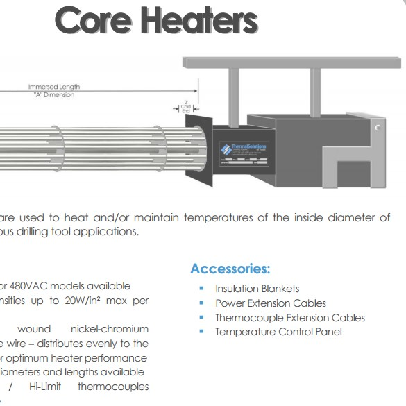 Coreheaters on Watlow Heater Wiring Diagram