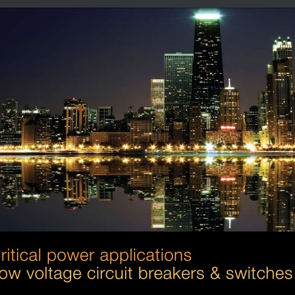 Low Voltage Circuit Breakers and Switches