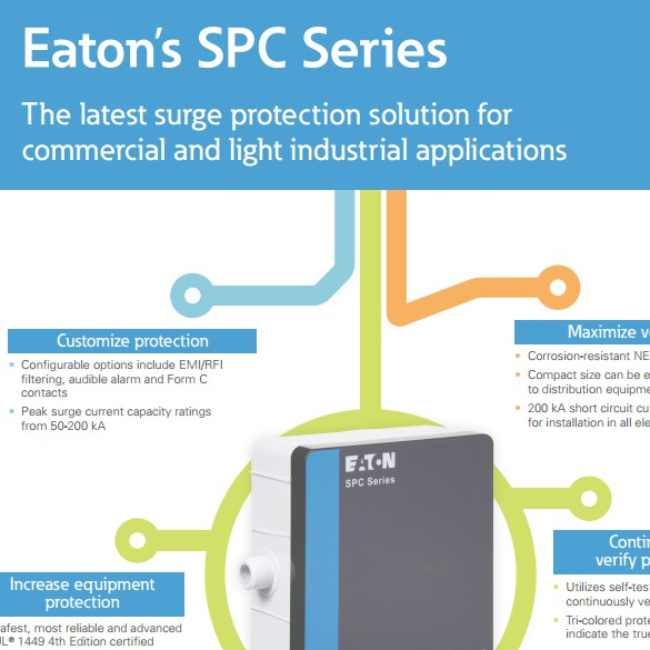 SPC Series by Eaton