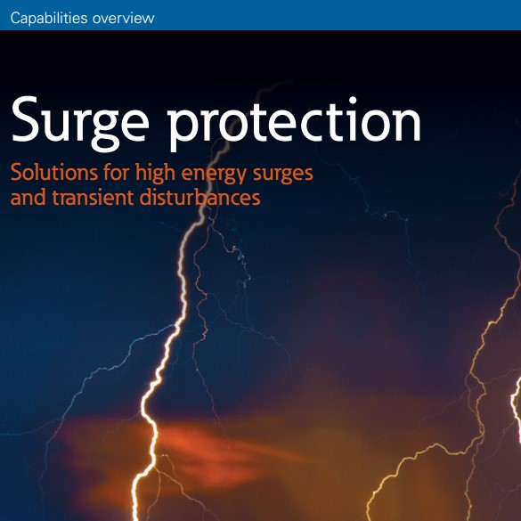 Surge Protection Solutions by Eaton