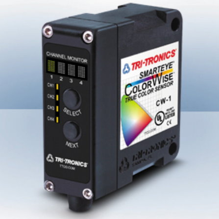 Colorwise Photoelectric Sensors