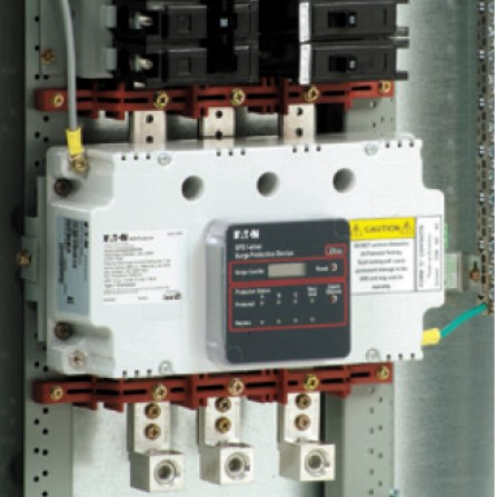 Spd series surge protector valin tsa for Electrical motor controls for integrated systems 4th edition